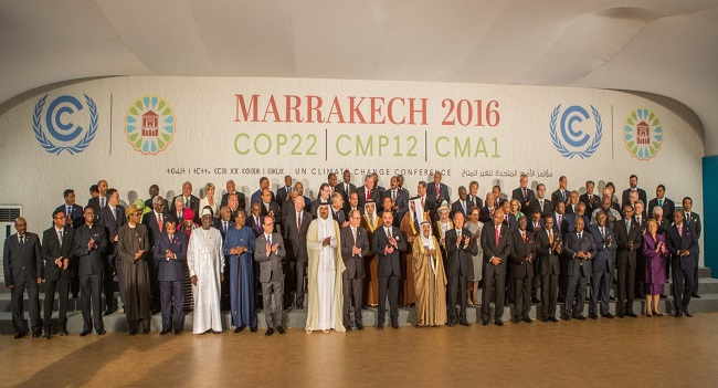 CLIMAT: Après Marrakech, bonnes nouvelles pour la COP 23