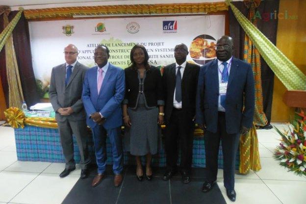 AGRICULTURE : La Côte d'Ivoire contrôle la sécurité des aliments