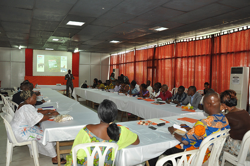 Consultation Abidjan Société civile