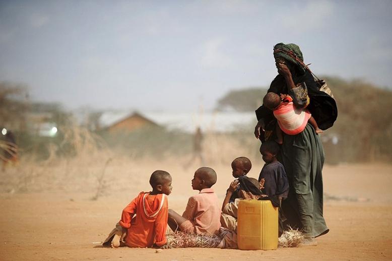 secheresse en Afrique photo GREEN et VERT