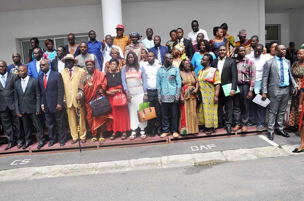 LUTTE CONTRE LES CHANGEMENTS CLIMATIQUES : La société civile ivoirienne en mission