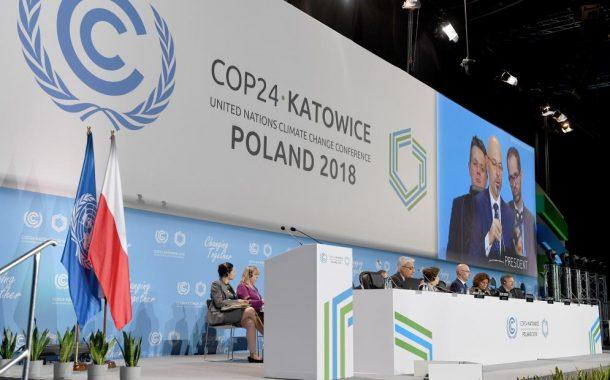 CLIMAT : Katowice vibre au rythme de  la COP24