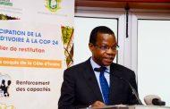 CLIMAT : Bilan satisfaisant pour la Côte d'Ivoire à la COP 24