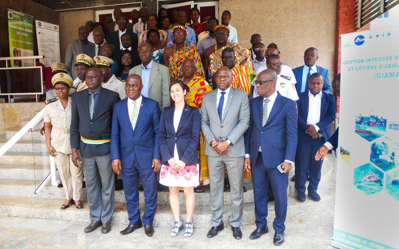 ENVIRONNEMENT : La Côte d'Ivoire vers une meilleure gestion de son espace côtier et marin