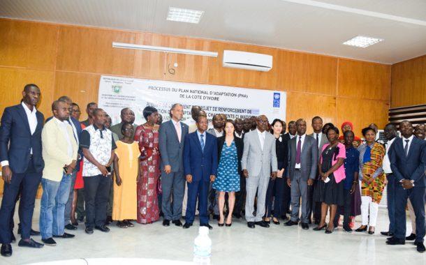 CLIMAT : Un plan national d'adaptation pour contrarier le changement climatique en Côte d'Ivoire