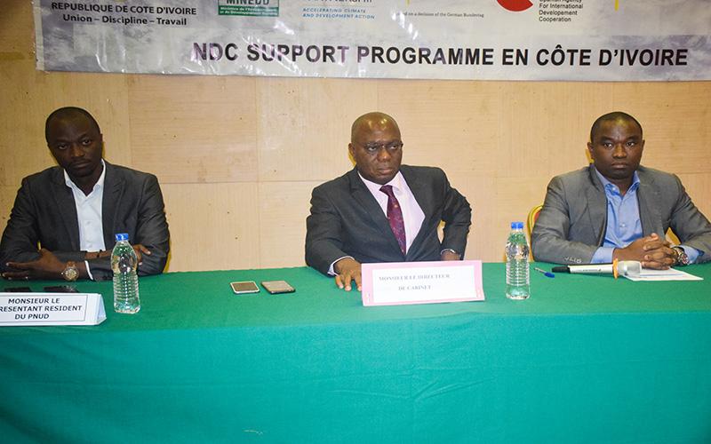LUTTE CONTRE LE CHANGEMENT CLIMATIQUE : Les grandes ambitions de la Côte d'Ivoire pour son prochain PND