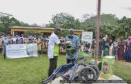 ECOCITOYENNETE : Le groupe SIFCA offre du matériel agricole à l'EPP SAPH Toupah V3