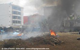 Climat: La 3eme communication ivoirienne