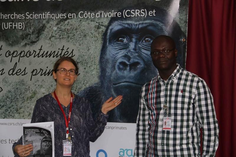 BIODIVERSITÉ : Le premier congrès de primatologie lancé