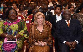 SALUBRITE: La première dame prend un engagement national