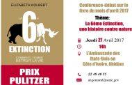 AGENDA : Conférence-débat sur le livre du mois d'avril 2017