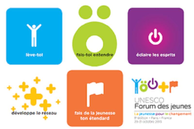 AGENDA: 10e Forum des Jeunes de l'UNESCO