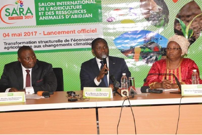 AGRICULTURE: Lancement du SARA 2017