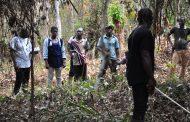Suivi communautaire des forêts: la FAO et le SEP REDD+ renforcent les capacités des ONG de la région de la Mé