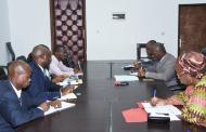 Salon africain du développement durable : Le ministère de l'environnement reçoit l'ONG AMISTAD