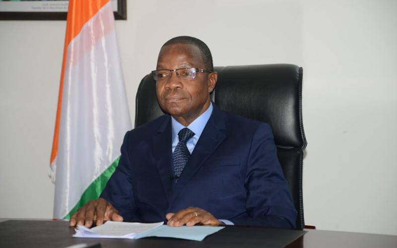 Quinzaine de l'environnement : Le ministre Séka Séka invite les ivoiriens à une synergie d'actions pour sauver l'environnement