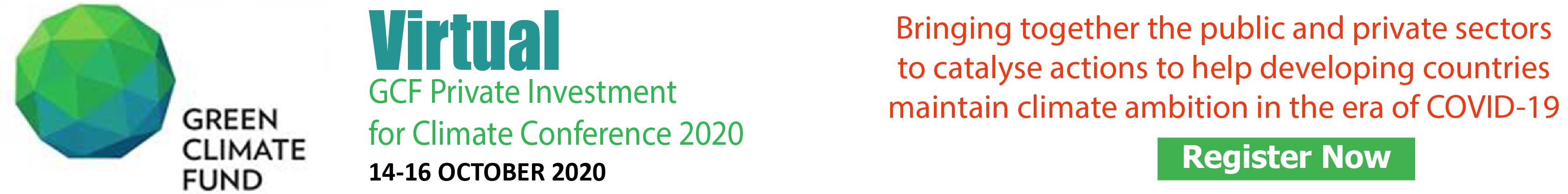 GCF 16 Octobre 2020