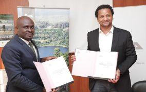 FORET : L'ONG AMISTAD et SIFCA signent  une convention de partenariat pour un projet de reboisement et d'agroforesterie
