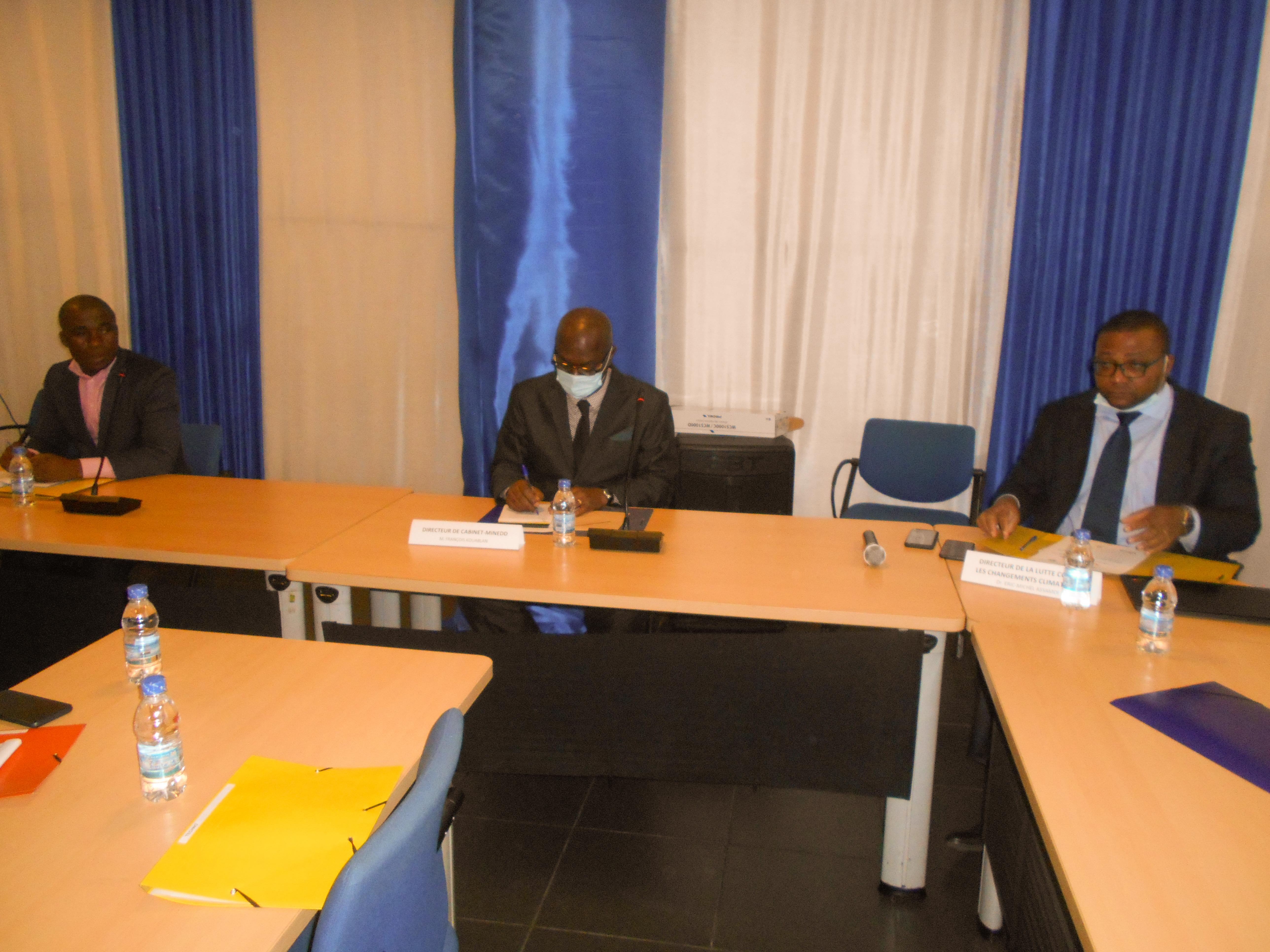 LUTTE CONTRE LES CHANGEMENTS CLMATIQUES : La Côte d'Ivoire met à jour le volet adaptation de ses CDN