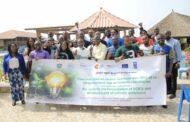 LUTTE CONTRE LES CHANGEMENTS CLIMATIQUES : Le PNCC outille les  artistes de Côte d'Ivoire