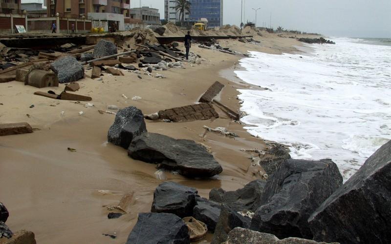 RÉCHAUFFEMENT CLIMATIQUE: Des communes du littoral ivoirien menacées de disparition