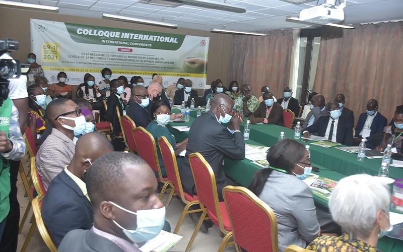 DEVELOPPEMENT : Le Centre Suisse de Recherches Scientifiques célèbre ses 70 ans de présence en Côte d'Ivoire