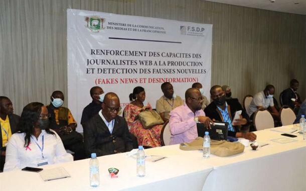 DETECTION DES FAUSSES NOUVELLES: Le FSDP finance la formation des acteurs de la presse web